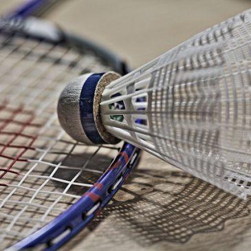 Geen badminton tot en met 31 maart ivm Coronavirus
