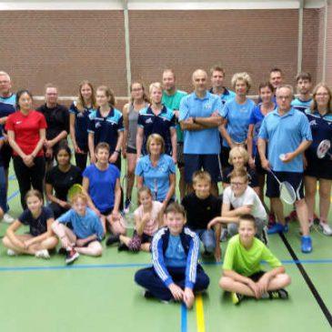 Badmintonverenigingen Berkelland en Oost Gelre trainen voortaan samen