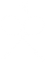 Badmintonrackets_gekruisd_WIT_PNG